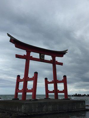 北海道初山別村、金比羅神社 | 堀田圭江子オフィシャルブログ