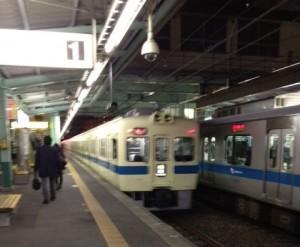 小田急通勤車両5000形